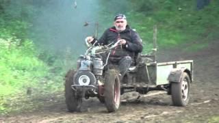 getlinkyoutube.com-Trke motokultivatora - Orahovica 2015.