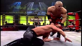 getlinkyoutube.com-AJ Styles wins the first X Division Championship (2002)