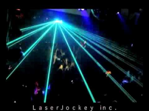 LaserJockey's Nightclub Laser Light Show System @ Beta Nightclub