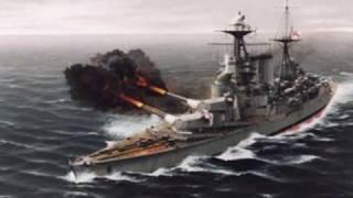 getlinkyoutube.com-Sink The Bismarck - Johnny Horton