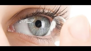 getlinkyoutube.com-HOW TO: Insert / remove contact lens for beginners | NANCI