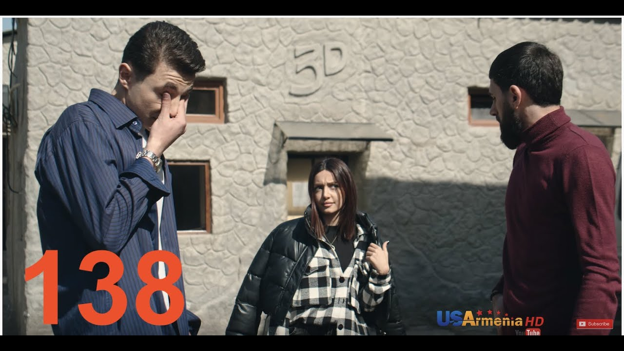 Xabkanq /Խաբկանք- Episode 138