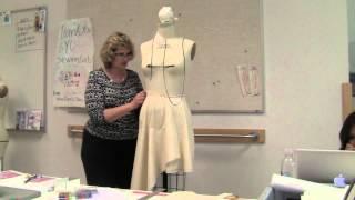 Draping Flared Skirts Part I