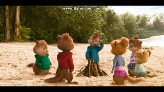 getlinkyoutube.com-Alvin and The Chipmunks:Chipwrecked- Cute Chipmunk/Chipettes Moment