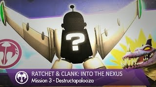 getlinkyoutube.com-Ratchet & Clank: Into the Nexus - Walkthrough - Mission 3 - Destructapalooza