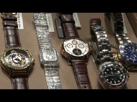 Hong Kong's Million-Dollar Watches