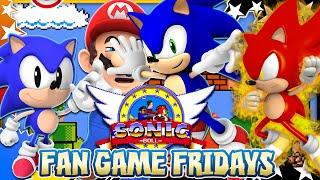 getlinkyoutube.com-Fan Game Fridays - Sonic Boll