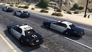 getlinkyoutube.com-GTA 5 - Jogando como Policial!? (GTA V PC Gameplay - MOD LSPDFR)