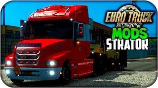getlinkyoutube.com-Iveco strator V2 | Euro truck simulator 2 | 1.120 - 1.21 - 1.22