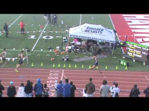 Redondo Invitational: Boys Invitational 800 (Kevin Wilkinson)