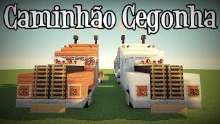 getlinkyoutube.com-Tutoriais Minecraft: Como Construir Um Caminhão Cegonha!