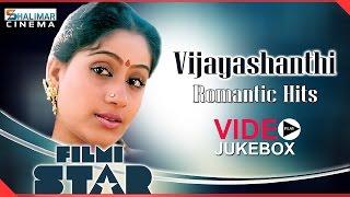 getlinkyoutube.com-Vijayashanthi Telugu Hit Songs || Video Jukebox ||  Telugu Hit Songs