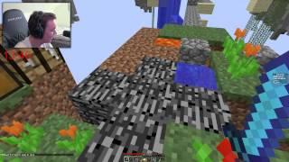 getlinkyoutube.com-VÅR FØRSTE GJEST! | Lucky Skyblock | Norsk Minecraft