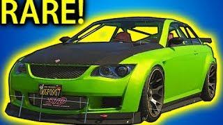 getlinkyoutube.com-GTA 5 Online - RARE Street Racer Car! (Sentinel XS) GTA V Tips & Tricks
