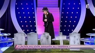 Constance [39] Je fais ma visite annuelle au cimetière #ONDAR