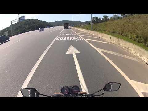 FABINHO DA HORNET - ACIDENTE DE MOTO NA BANDEIRANTES COM HELICOPTERO DA POLICIA MILITAR PARA RESGATE