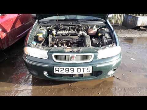 Контрактный двигатель Rover (Ровер) 1.4 14 K2F   Где ?   Тест мотора