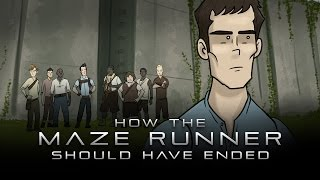 getlinkyoutube.com-How The Maze Runner Should Have Ended