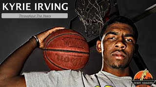 getlinkyoutube.com-Kyrie Irving - Throughout the Years | His Journey from Freshman Year (High School) to the NBA