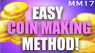 EASY COIN MAKING METHOD! TROPHY SYSTEM! Madden Mobile 17