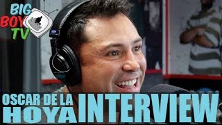 getlinkyoutube.com-Oscar De La Hoya FULL INTERVIEW | BigBoyTV