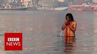 getlinkyoutube.com-Ganges: India's dying mother - BBC News