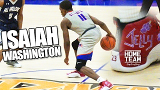 getlinkyoutube.com-Isaiah Washington Brings Out The JELLY!! EMBARRASES Defenders
