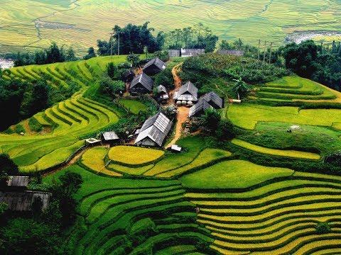 Cảnh đẹp Việt Nam từ Bắc xuống Nam