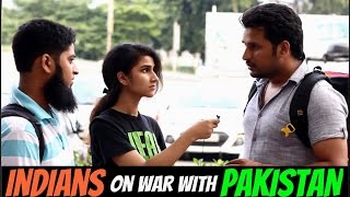 getlinkyoutube.com-Does India Wants Another War With Pakistan ? (Public Reactions)