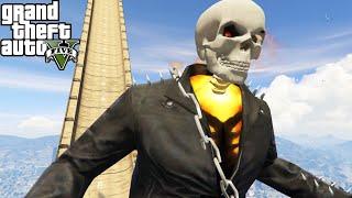 "getlinkyoutube.com-GTA 5 Mods ""GHOST RIDER VS RAMP"" (GTA 5 Ramps & Stunts, GTA 5 Ghost Rider Mod, GTA 5 Funny Moments)"