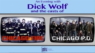 getlinkyoutube.com-An Evening With Dick Wolf And The Casts of Chicago Fire & Chicago P.D.