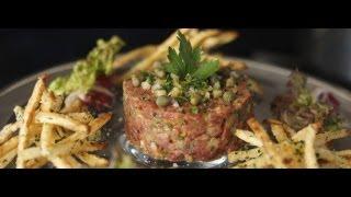 getlinkyoutube.com-Angus Steak Tartare - Bruno Albouze - THE REAL DEAL