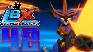 getlinkyoutube.com-LBX: Little Battlers eXperience (3DS)[Blind] Part 42(Post Game)(Gundam Epsilon)