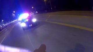 getlinkyoutube.com-Police CHASE Motorcycles Running From COPS Helicopter + Patrol Car Bike Crash Chasing Bikers VS Cops