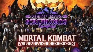 getlinkyoutube.com-Saturday Morning Scrublords - Mortal Kombat Armageddon