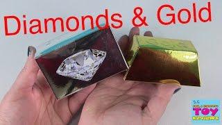 getlinkyoutube.com-Gold & Diamonds Oh My | Dig-It Treasure Fun Surprise Inside | PSToyReviews