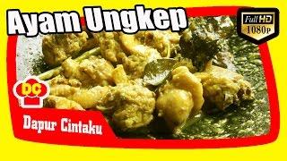 Resep Ayam Ungkep Bumbu Kuning Siap Dipanggang Atau Digoreng