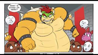 getlinkyoutube.com-[Weight Gain Comic] Wendy's Coin Chaos