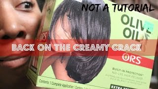 getlinkyoutube.com-From Natural to Texlaxed (FAIL):  Watch Me Texlax (Kinda) My Virgin 4C Hair (Not a Tutorial)