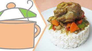 getlinkyoutube.com-Mixed Vegetables Curry Sauce | All Nigerian Recipes