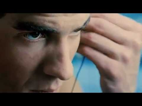 Michael Phelps Head & Shoulders commercial