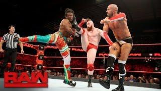 getlinkyoutube.com-Cesaro & Sheamus vs. The New Day - Raw Tag Team Championship Match: Raw, Dec. 26, 2016