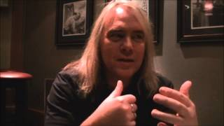 "getlinkyoutube.com-Andi Deris talking ""Straight Out Of Hell"" and old Helloween reunion"