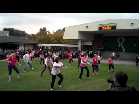 Sierra Vista Teachers Gangnam Style Flash Mob