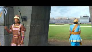 TENALI RAMAN (2014)Tamil movie VFX Making-02