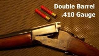 getlinkyoutube.com-Stevens Model 311 .410 Double Barrel Shotgun