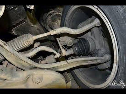 Rover75 ходовая. Замена, реставрация, ремонт.