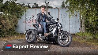 getlinkyoutube.com-2016 Ducati XDiavel bike review