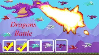 getlinkyoutube.com-Growtopia PVP#3 - Legendary Dragon vs Ice Dragon