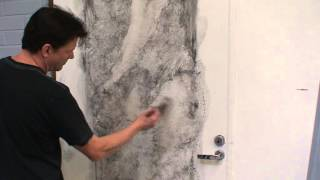 getlinkyoutube.com-White marble imitation painting (part 1)